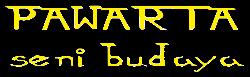 ACARA SENI | PAWARTA SENI BUDAYA