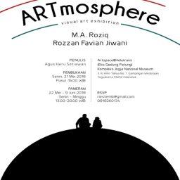 Pameran Duet Artmosphere
