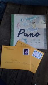 Puno Letters to the Sky