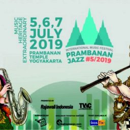 Helatan Prambanan Jazz Festival 2019