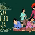 Pasar Kangen Jogja Tahun 2019