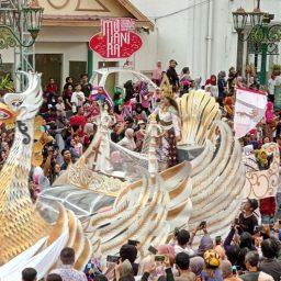 Pawai Pembukaan Festival Kebudayaan Yogyakarta 2019