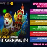Wayang Jogja Night Carnival Tahun 2019