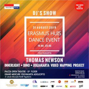 EHDE -Erasmus Huis Dance Event Digelar di Yogyakarta