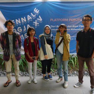 Lima Seniman (Kelompok Seni) Terpilih dari Perupa Muda Biennale Jogja 2019