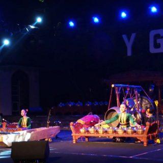 Penutupan Pagelaran YGF24 -Festival Gamelan ke-24