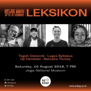 Program LeksiKon ARTJOG MMXIX 2019