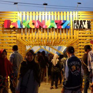 Balkonjazz Festival Tahun 2019 Membeludak