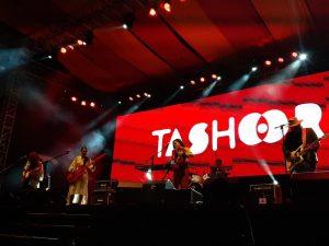 Tashoora on Balkonjazz Festival