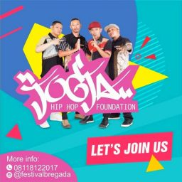 Festival Bregada Nusantara 2019 -JHF Crew