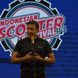 Indonesian Scooter Festival 2019 Telah Hadir di Jogja Expo Center 21-22 September 2019