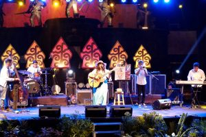 Pembukaan Festival Sastra Yogyakarta JOGLITFEST 2019