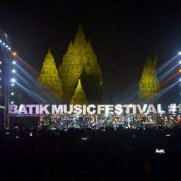 David Foster x Shadira Firdausi x Katharine McPhee on Batik Music Festival 2019
