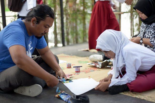 Program Publik Biennale Jogja 2019 Bersama Made Bayak