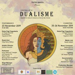 DUALISME -Durational Art #2 oleh Teater Amarta