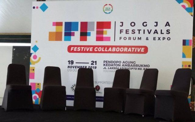 Jogja Festival Forum & Expo 2019