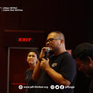 Joko Anwar di Program JAFF - ISA alias Indonesian Screen Awards
