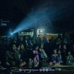 Open Air Cinema JAFF 14 'Revival' Digelar di Minggir Sleman Yogyakarta