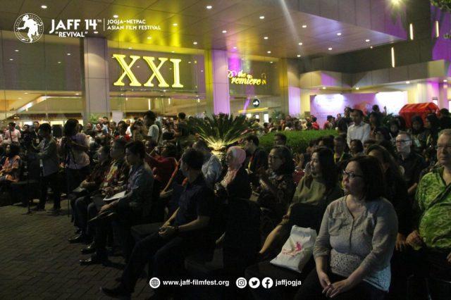 Pembukaan Festival Film JAFF 14 'REVIVAL' tahun 2019