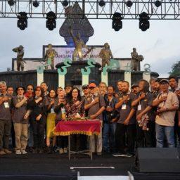 Pembukaan Pameran Patung -Grand OPening Pameran JSSP #3