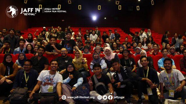 Program JAFF - ISA alias Indonesian Screen Awards di Empire XXI Jogjakarta