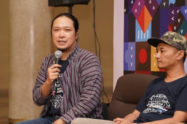 Sabrang Mowo Damar Panuluh - Noe Letto untuk Gamelan 4 ROAR GAMA 4.0