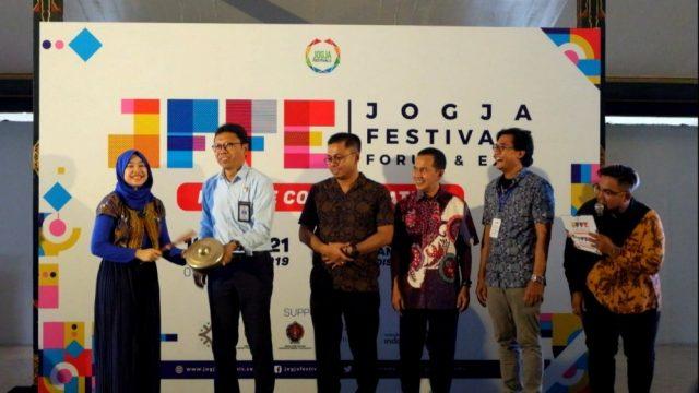 Seremonial Pembukaan Jogja Festival Forum & Expo 2019 - JFFE 2019