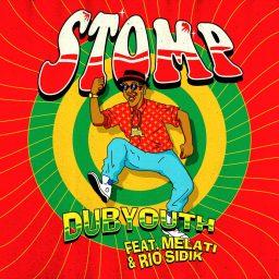 """Artwork Lagu Baru Dubyouth Berjudul """"Stomp"""""""