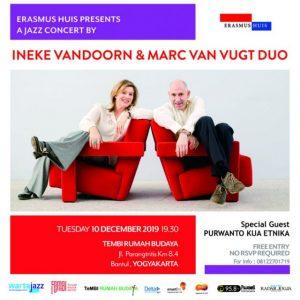 Duo Ineke Vandoorn & Marc Van Vugt