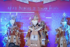 Anterdans di Festival Kebudayaan Yogyakarta 2020