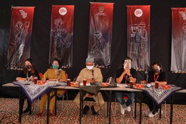 preskon Festival Kebudayaan Yogyakarta 2020