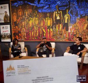 Presscon Prambanan Jazz Virtual Festival 2020
