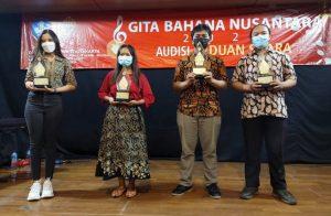 Pemenang Audisi GBN Gita Bahana Nusantara 2021 dari Yogyakarta yang Berhak atas Tiket Menuju Istana Negara