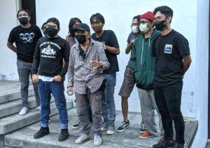Pameran Seni Lukis SOLO ON 7 oleh 7 Perupa Muda Alumni FSRD ISI Surakarta Digelar di Indieart House Jogja