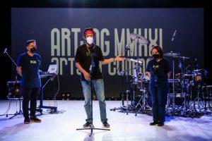 Bambang Teko Ignatia Nilu n Agung as Kurator ARTJOG MMXXI Tahun 2021