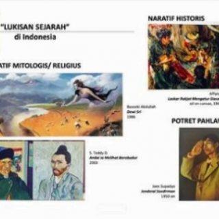 Diskusi Publik Pahlawan Nasional dan Seni Rupa Tokoh Sejarah di Pendhapa Art Space