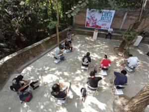 Pekan Seni Grafis Yogyakarta PSGY 2021 di Sarang Building dan Kiniko Art Space Yogyakarta