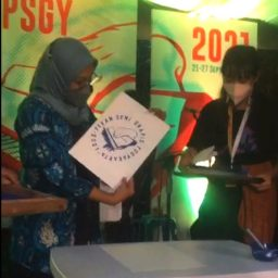 Pembukaan Pameran Pekan Seni Grafis Yogyakarta 2021