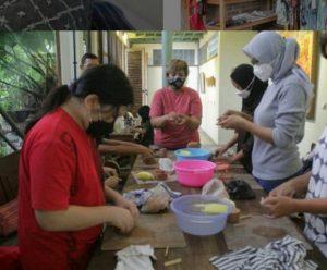 Program Workshop di Festival Gotong Royong Galeri Lorong