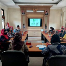 Sosialisasi Festival Kebudayaan Yogyakarta 2021