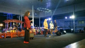 YGF ke-26 Dibuka Konser Gamelan Berlatar Wayang Kreasul Sapto Raharjo