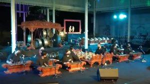 YGF ke-26 Dibuka dengan Konser Gamelan Berlatar Wayang Kreasul Sapto Raharjo
