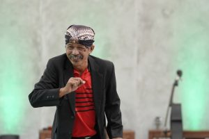 Monolog Susilo Nugroho Den baguse Ngarsa di Pungkasan FKY 2021