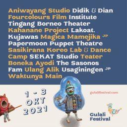 Seniman GULALI Festival